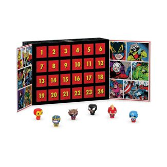 Funko Pocket POP! Advent Calendar: Marvel - 24pc