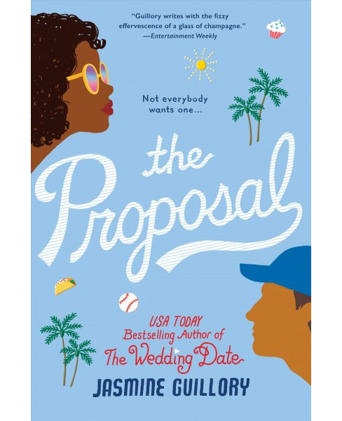 Proposal -  by Jasmine Guillory (Paperback) - image 1 of 1
