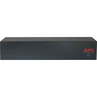 APC by Schneider Electric Rack PDU, Metered, 2U, 30A, 120V, (16) 5-20 - NEMA L5-30P - 16 x NEMA 5-20R - 120 V AC - 2U - Rack Mount