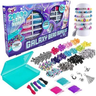 Fashion Angels Fashion Angels DIY 2000+ Galaxy Alphabet Bead Case