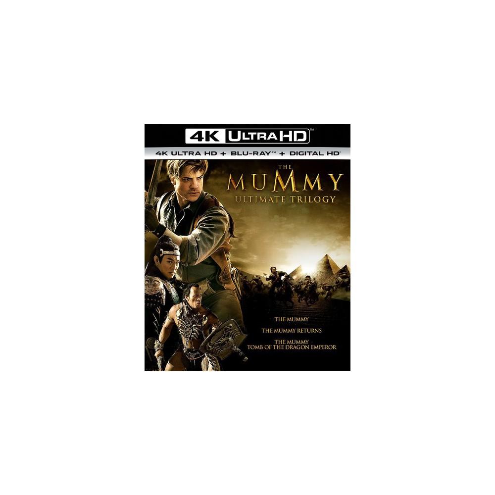 Mummy Ultimate Trilogy (4K/Uhd)