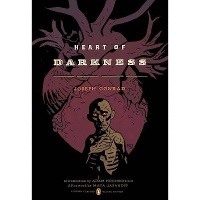 Heart of Darkness - (Penguin Classics Deluxe Editions) by  Joseph Conrad (Paperback)