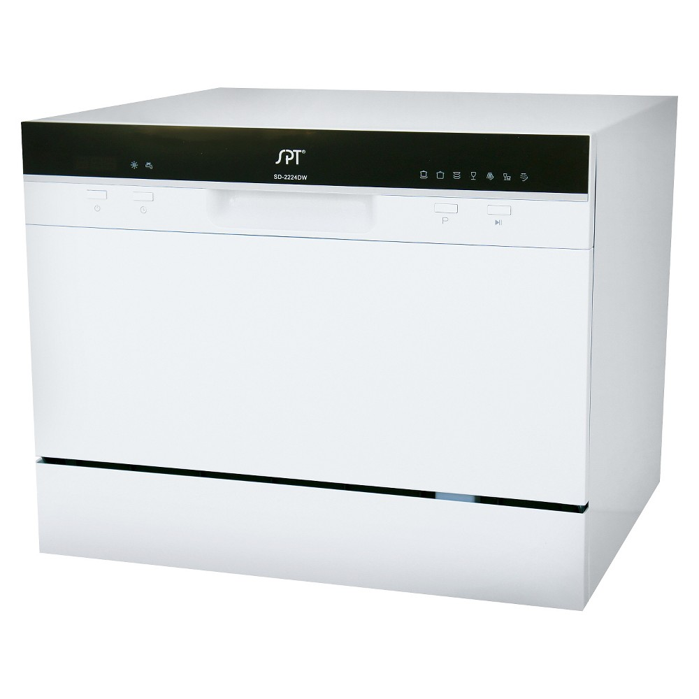 Sunpentown Countertop Dishwasher – White 50390771