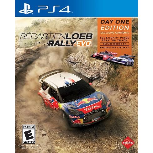 Sebastien Loeb Rally Evo Day One Edition PlayStation 4 - image 1 of 1