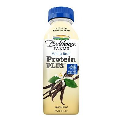 Bolthouse Farms Vanilla Bean Protein Plus Shake - 15.2oz