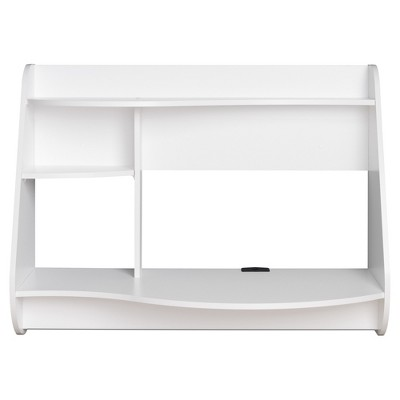 Kurv Floating Desk - Prepac