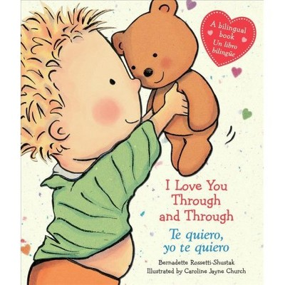 I Love You Through and Through Bilingual 05/20/2013 Juvenile Fiction