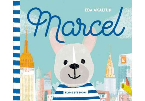 Marcel (Hardcover) - image 1 of 1