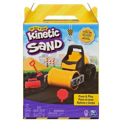 Kinetic Sand Construction Paver