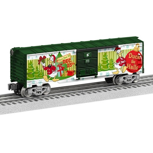 Lionel Disney Donald Duck Happy Holidays Boxcar - image 1 of 1