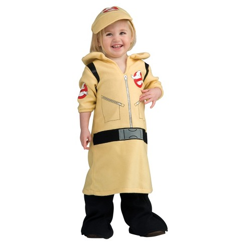 Girls' Ghostbusters Baby Costume 6-12 Months - image 1 of 1