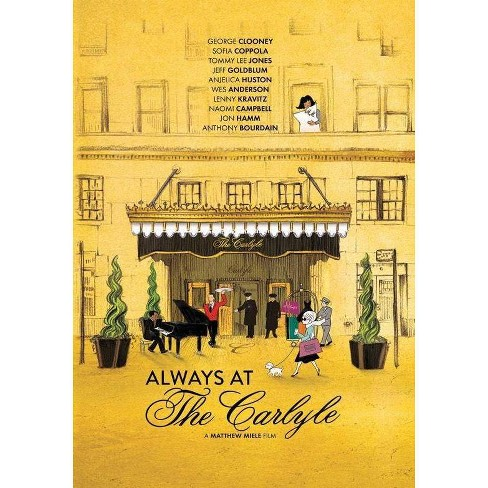 Always at the Carlyle (DVD) - image 1 of 1