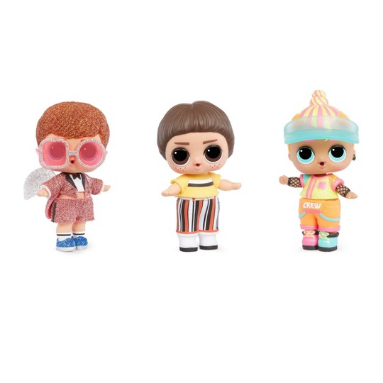 L.O.L. Surprise! Boys Series 2 Doll with 7 Surprises image number null