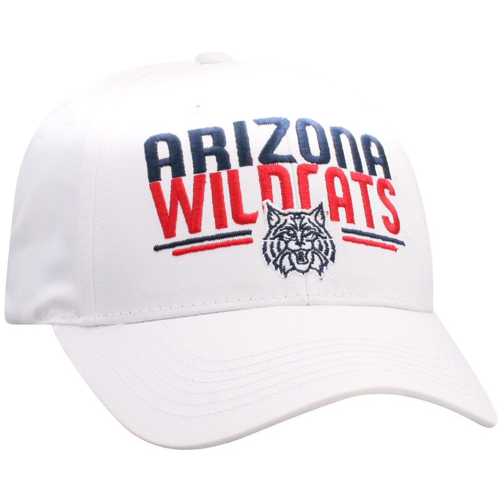 NCAA Men's Arizona Wildcats Network Hat NCAA Men's Arizona Wildcats Network Hat Size: Osfm. Gender: Male. Age Group: Adult. Material: Cotton.