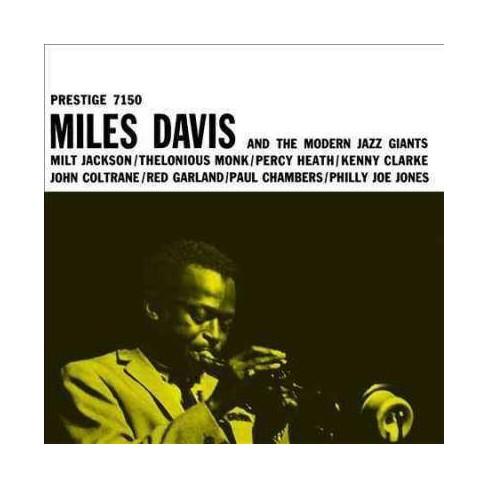 Miles Davis - Miles Davis & The Modern Jazz Giants (Vinyl) - image 1 of 1