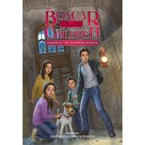 Hidden in the Haunted School - (Boxcar Children Mysteries) (Paperback) - image 1 of 1