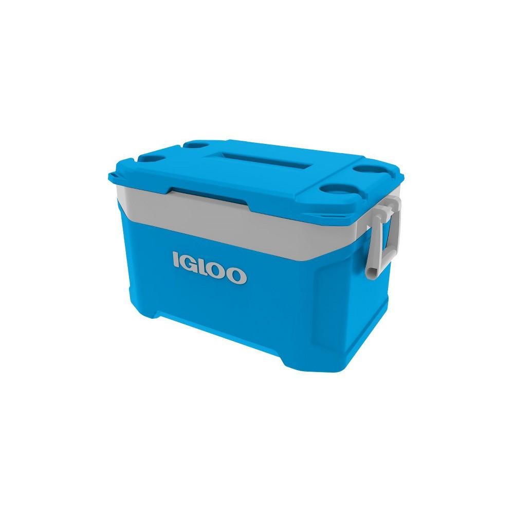 Igloo Latitude Cooler - Blue (50qt)