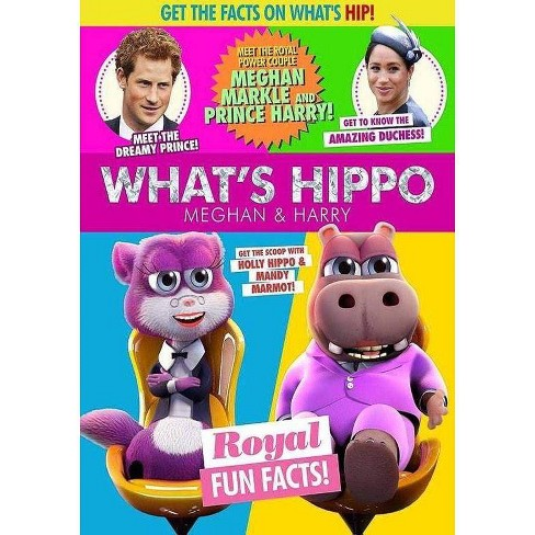 What's Hippo: Meghan & Harry (DVD) - image 1 of 1