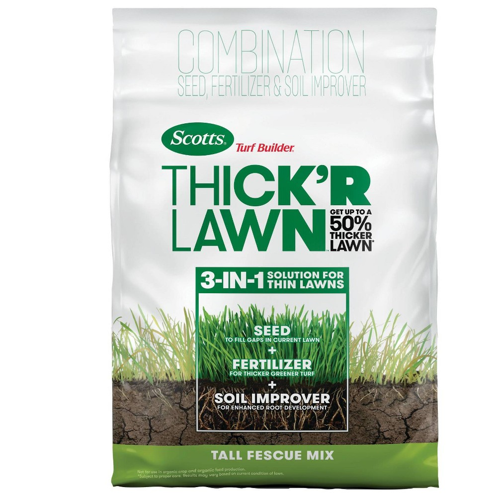 Image of Scotts Thick'R Lawn Fescue Mix