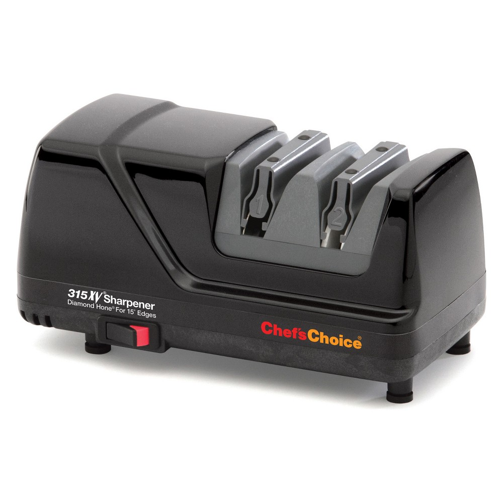 Chef's Choice Electric Knife Sharpener Black