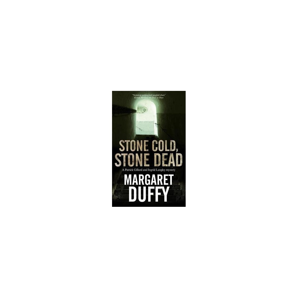 Stone Cold, Stone Dead - by Margaret Duffy (Hardcover)