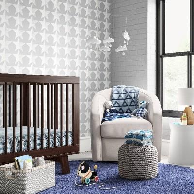 Homespun Stars Baby Bedding Collection