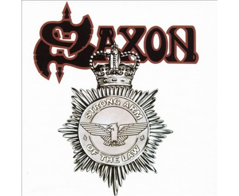 Saxon - Strong Arm Of The Law (CD) - image 1 of 1