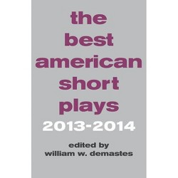 The Best American Short Plays - (Paperback)