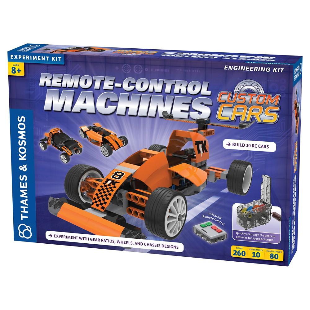 Thames&Kosmos Remote-Control Machines