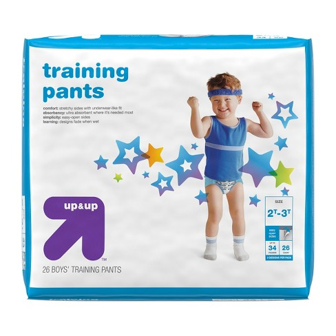Boys' Training Pants Jumbo Pack (Select Size) - Up&Up™ - image 1 of 4