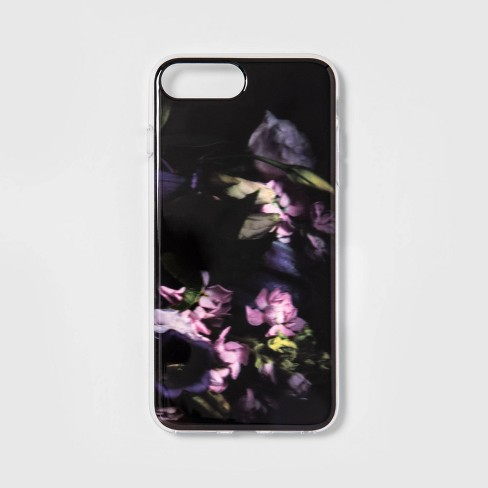 heyday™ Apple iPhone 8 Plus/7 Plus/6s Plus/6 Plus Case - Midnight Floral - image 1 of 3