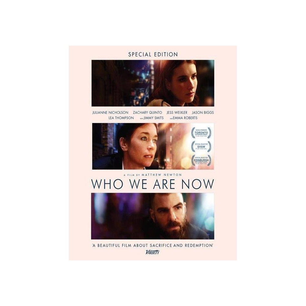Who We Are Now (Blu-ray), movies was $24.99 now $14.49 (42.0% off)