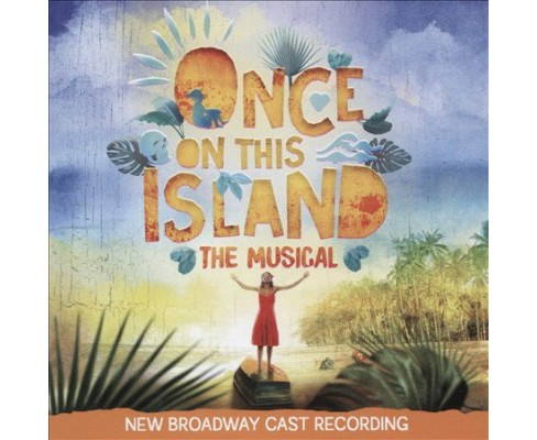 Original Broadway Ca - Once On This Island (Ocr) (CD) - image 1 of 1