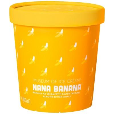 Museum Of Ice Cream Nana Banana   16oz by Museum Of Ice Cream