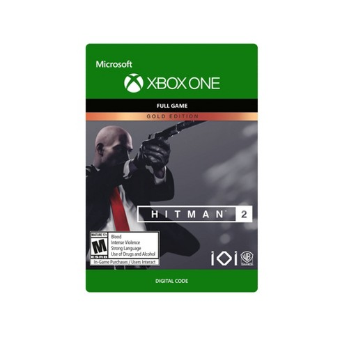 Hitman 2 Gold Edition Xbox One Digital Target