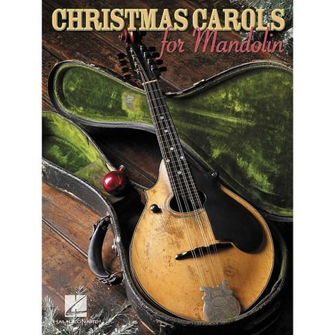 Hal Leonard Christmas Carols for Mandolin (Book) - image 1 of 1