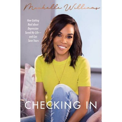 Checking in - by Michelle Williams (Hardcover)