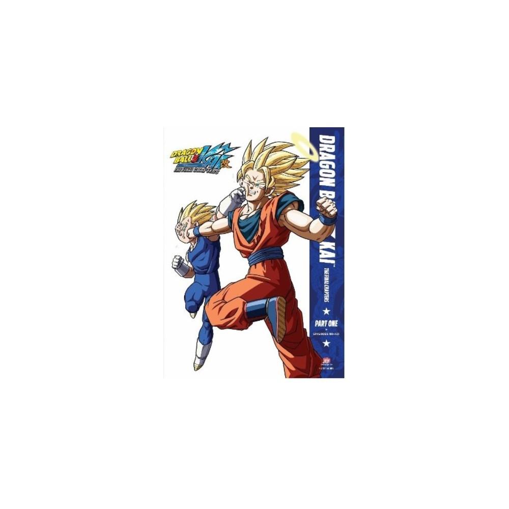 Dragon Ball Z Kai:Final Chapters Pt 1 (Dvd)