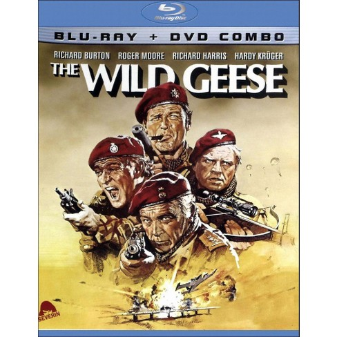 The Wild Geese (DVD) - image 1 of 1