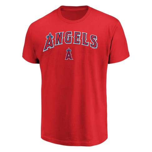 MLB Los Angeles Angels Men's Short Sleeve Core T-Shirt` - image 1 of 3