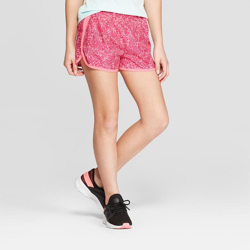 Girls' Run Shorts - C9 Champion Marsh Pink L