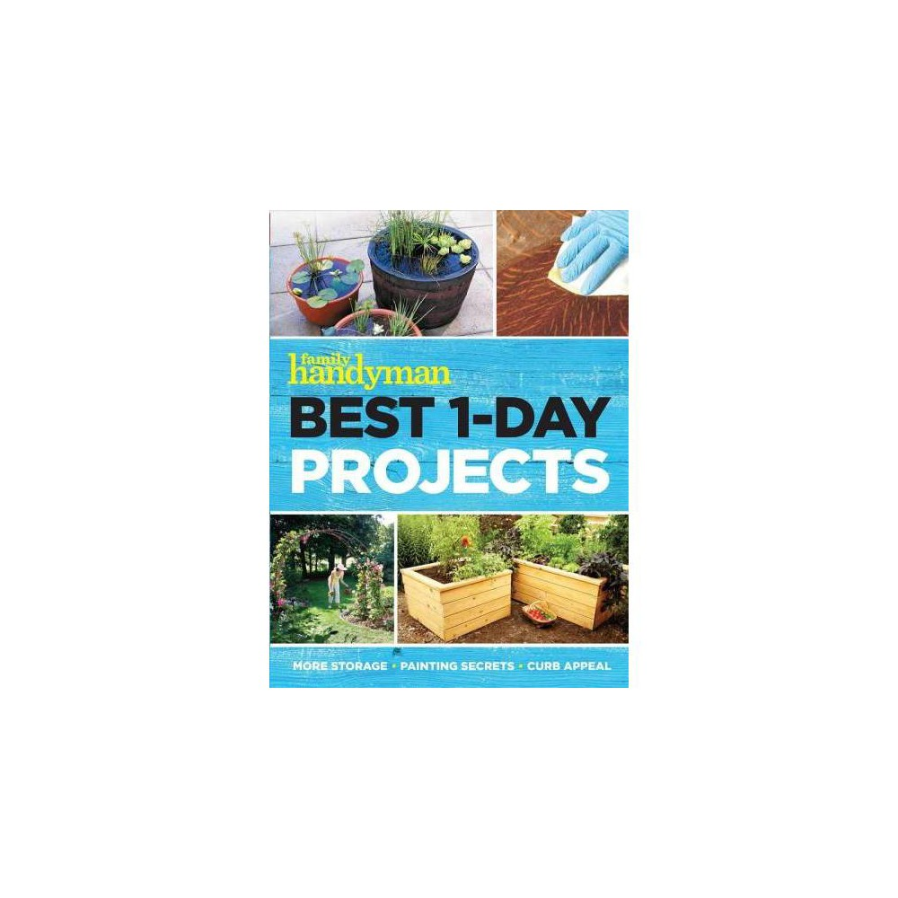 Best 1-day Projects - (Paperback)