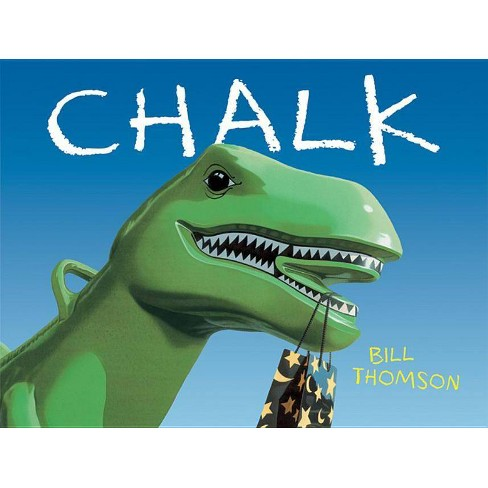 Chalk - by  Bill Thomson (Hardcover) - image 1 of 1