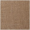 """Brentwood Natural Burlap Medium Rectangle Lamp Shade 10"""" Wide x 7"""" Deep at Top and 16"""" Wide x 12"""" Deep at Bottom and 11"""" Slant x 10.5"""" H (Spider) - image 3 of 4"""