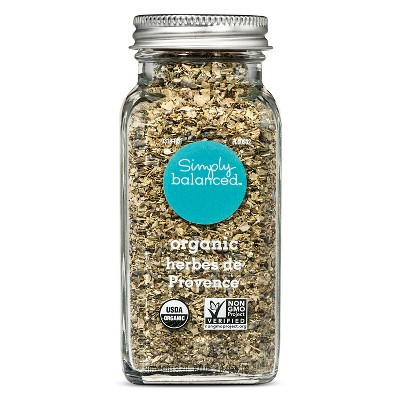 Organic Herbes de Provence - 1oz - Simply Balanced™
