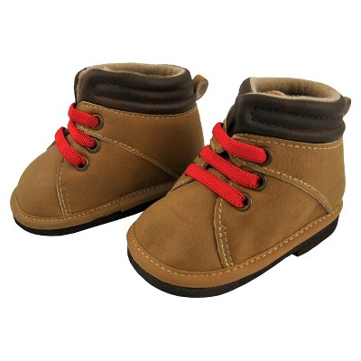 Baby Boys' Rising Star Hiker Boot - Brown 3-6M