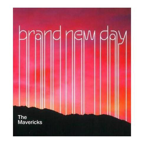 Mavericks - Brand New Day (CD) - image 1 of 1