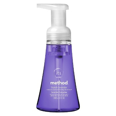 Method French Lavender Foaming Hand Soap 10oz