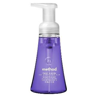 Method® French Lavender Foaming Hand Wash 10 oz