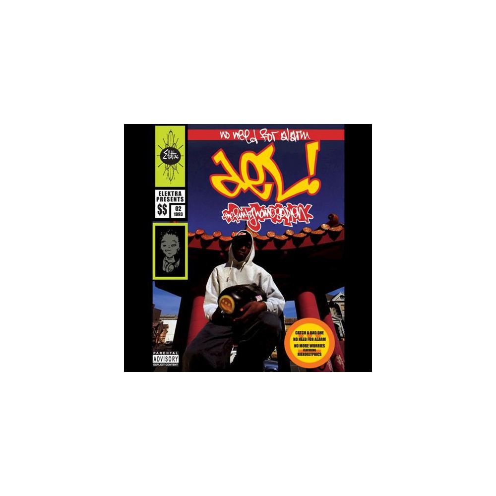 Del The Funky Homosa - No Need For Alarm (Vinyl)